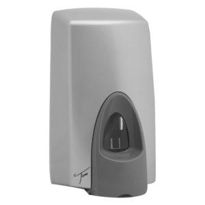 Silver Soap Dispensers