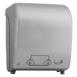 Silver Paper Towel Dispensers